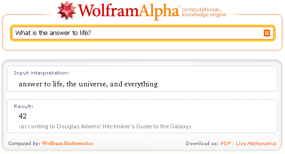 wolfram-theanswer